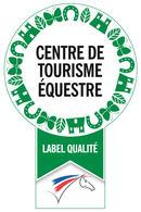 Label FFE - CENTRE DE TOURISME ÉQUESTRE