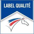 Label Qualité de la Fédération Française d'équitation.
